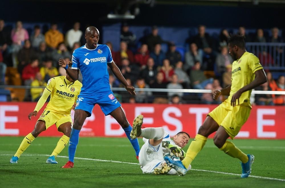 Un buen Villarreal frena al Getafe