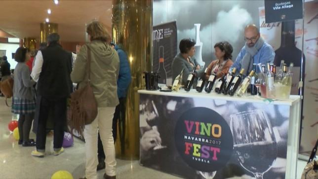Todo listo para Vinofest, la fiesta de los vinos Navarra
