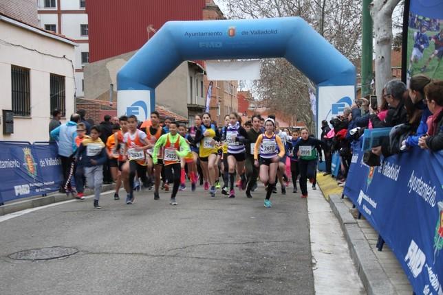 Andrea Román y David García ganan en Pajarillos