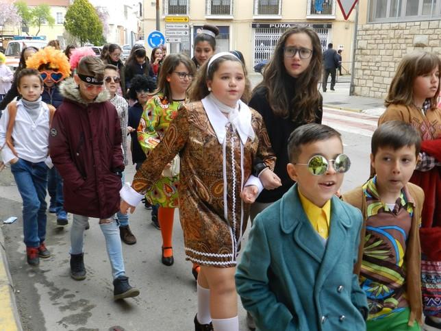 Los yéyes y hippies empiezan a invadir Tarancón