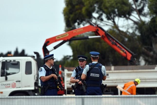 Nueva Zelanda endurecerá su ley de armas MICK TSIKAS