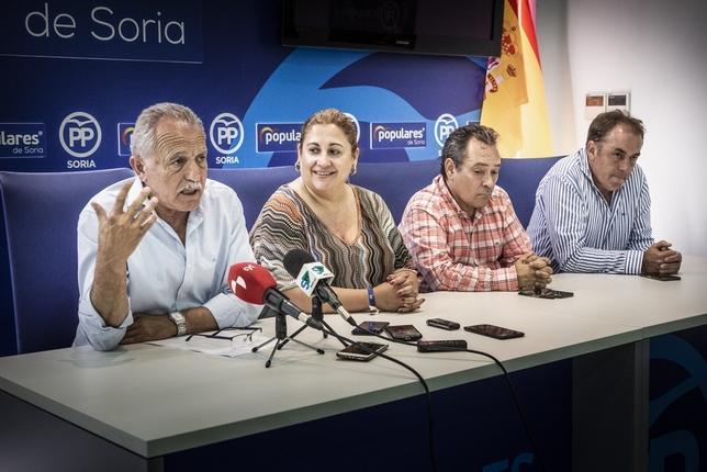 Acuerdo entre PP y PPSO por la Diputación