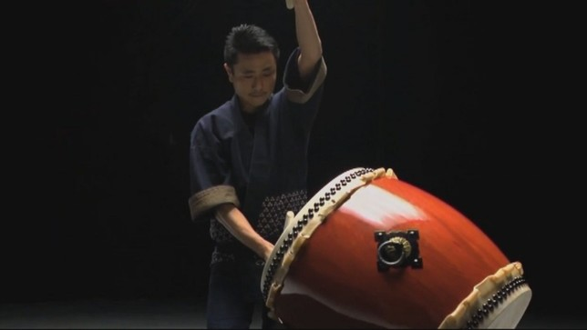 El navarro Iván Muñoz estrena el documental 'Taiko Film'