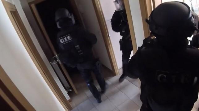 Usaban la 'deep web' para vender droga desde Pamplona