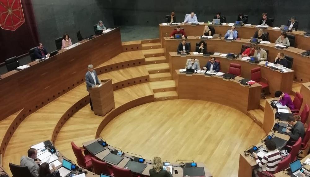 PSN apoya la proposición de Ley de Símbolos de Navarra Suma