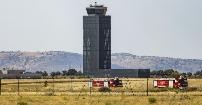 AESA examina las condiciones para reabrir el aeropuerto