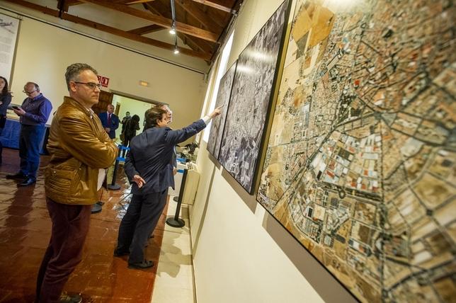 El Ejercito del Aire cede 3 fotos históricas de Ciudad Real Pablo Lorente