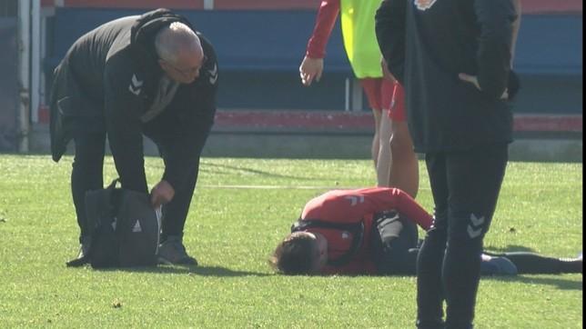 Los problemas físicos se ceban con Osasuna