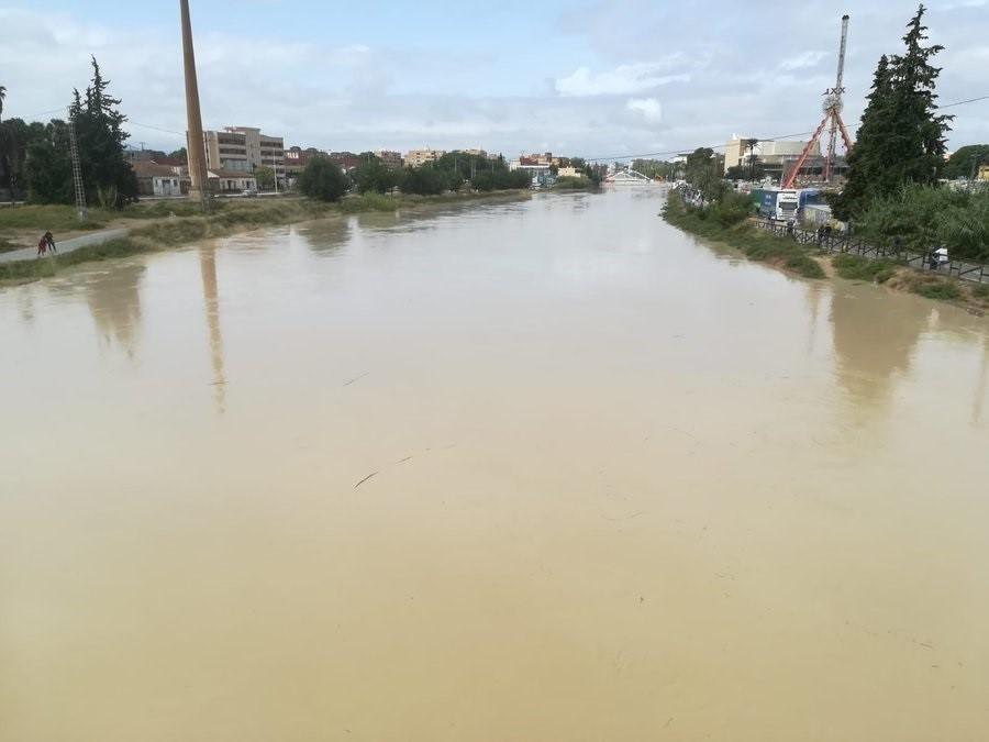La UME se dirige a Murcia por las inundaciones de la DANA
