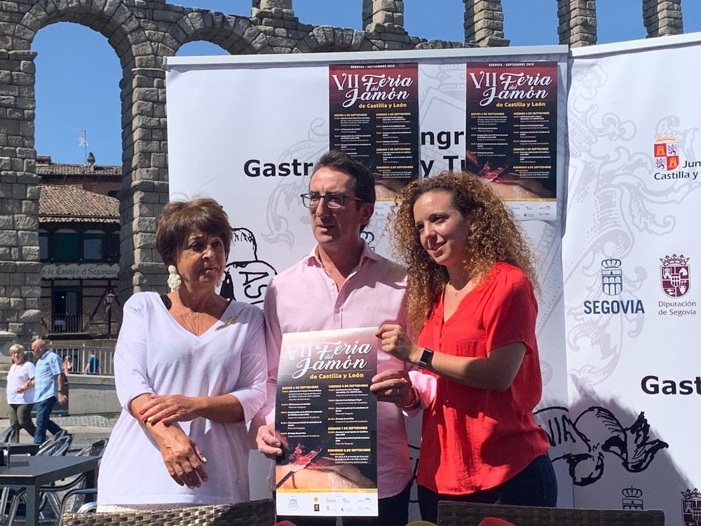 La Feria del Jamón premiará al ibérico de de cebo de campo