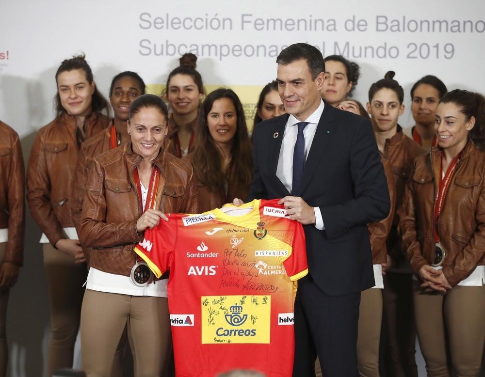 España se entrega a sus 'Guerreras'