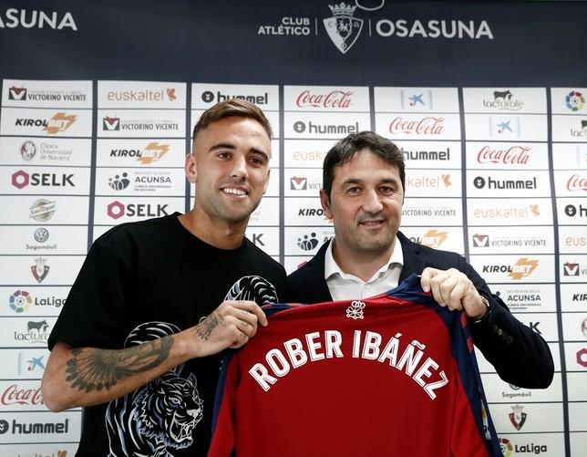 Rober Ibáñez: