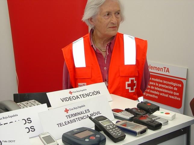 La autonomía del servicio de teleasistencia de Cruz Roja