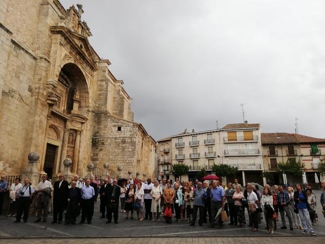 Homenaje a los 647 misioneros