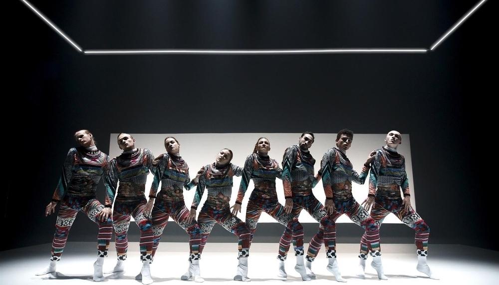 La National Dance Company Wales llega hoy a Pamplona