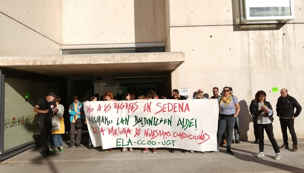 Civivox y Casa de la Juventud cierran por la huelga Sedena