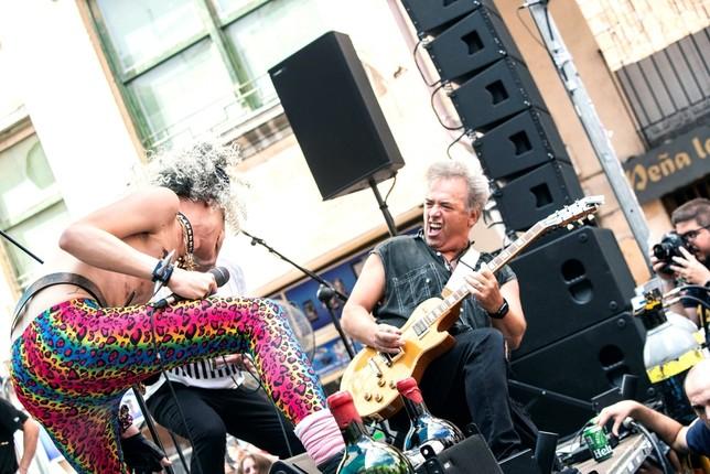 Kitai rinden homenaje al mejor pop rock de los 70 y 80