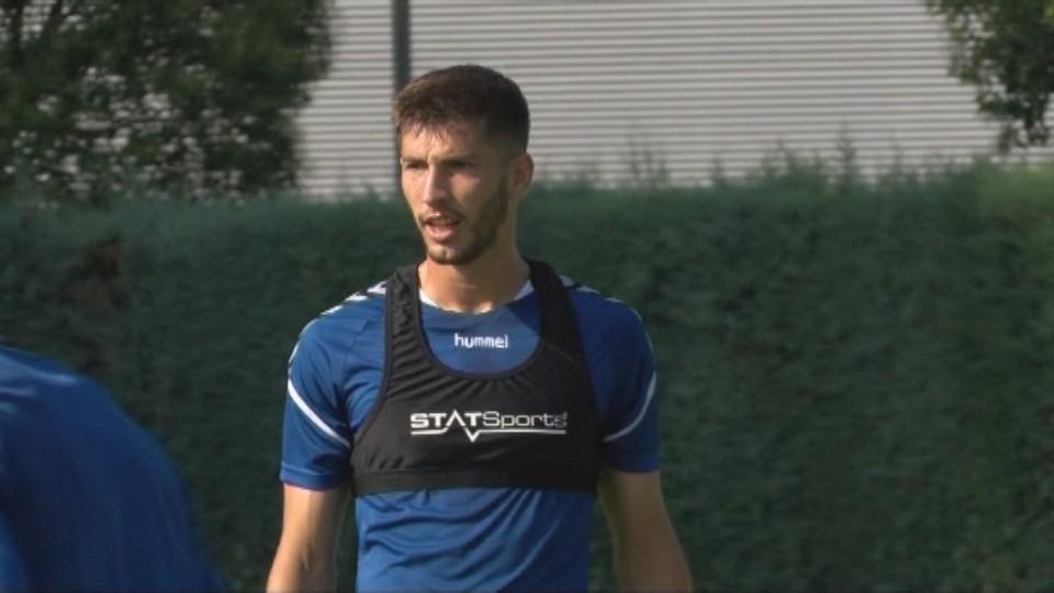 David García será titular frente al Barcelona