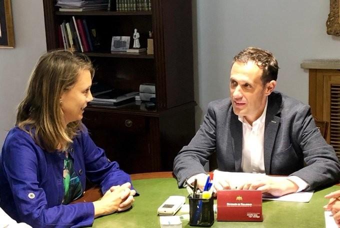 Ayuntamiento, Diputación y CVE impulsan las inversiones