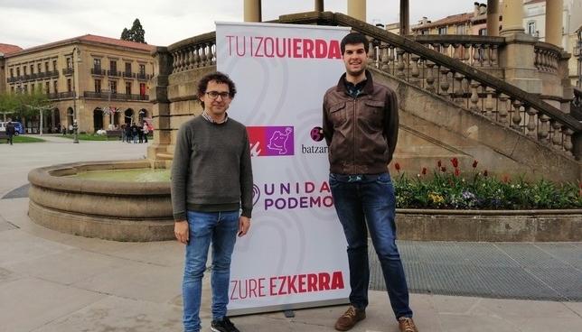 """Podemos se compromete a """"sostener"""" y """"blindar"""" las pensiones NATV"""