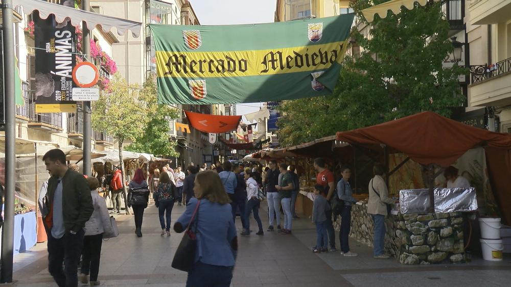 La Feria Medieval sigue al alza