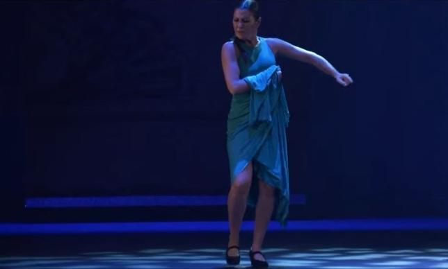 Sara Baras estrena hoy el Festival Flamenco On Fire