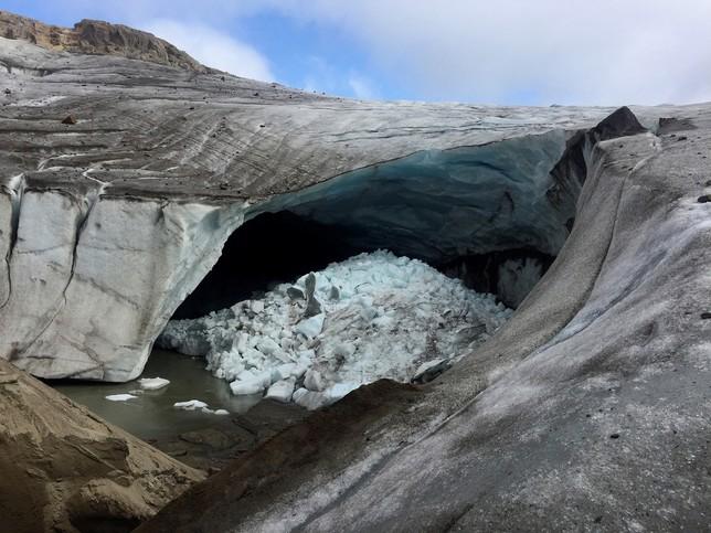 Aceleración del deshielo desatan alarma en el Ártico