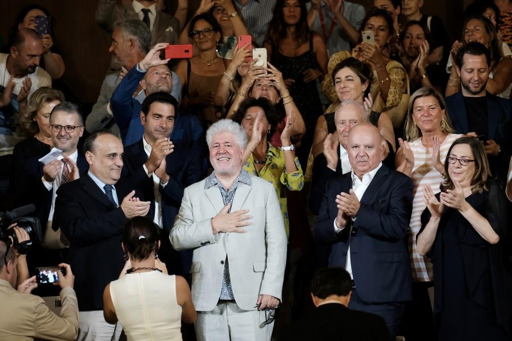Pedro Almodóvar, un reconocimiento a toda una trayectoria