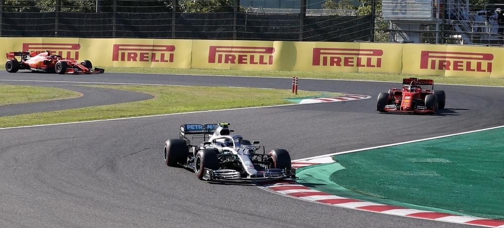 Mercedes gana su sexto Mundial