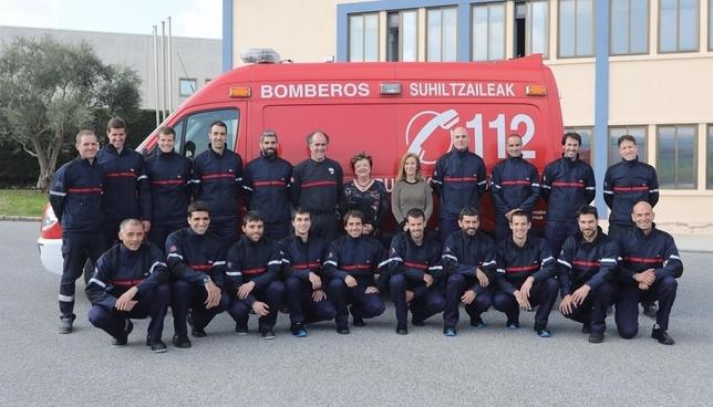 Beaumont anuncia nueva convocatoria de 38 plazas de bombero