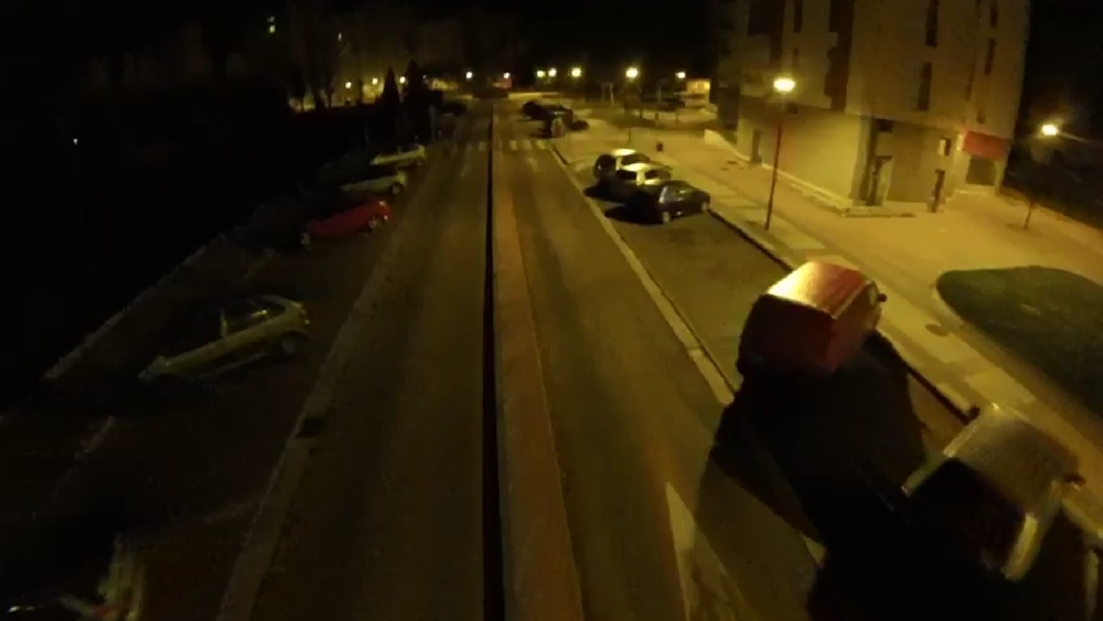 La Policía busca al paracaidista de Río Vena