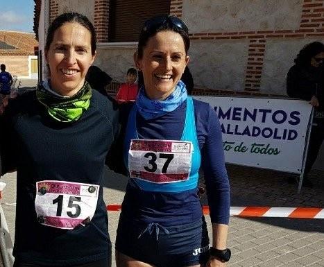 Alejandro Carabias y Alicia Diago, ganan en Villardefrades