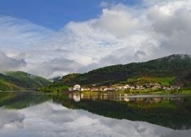 El martes se realizará el desembalse de las aguas de Eugi