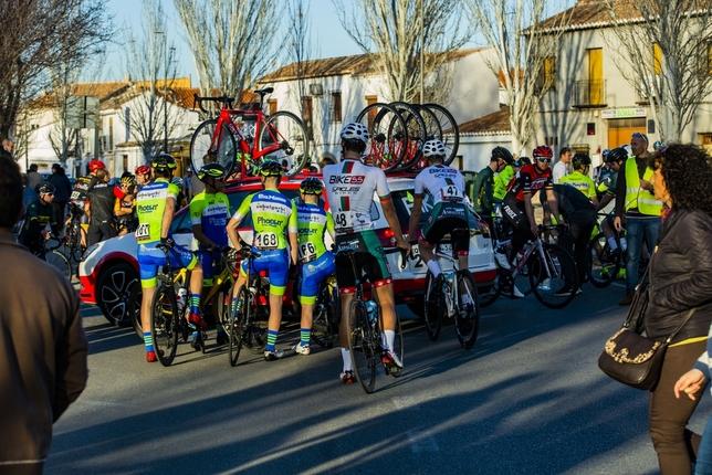 El polaco Rudyk impone su punta de velocidad en Almagro