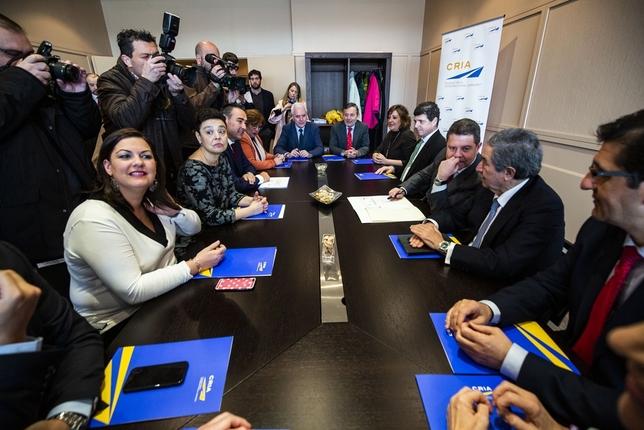 Skydweller compromete 40 millones de inversión en 5 años Rueda Villaverde