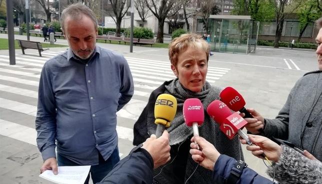 """EH-Bildu pide el voto para """"hacer frente a la derecha"""""""