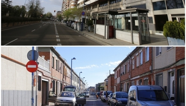 De Barrio España a Isabel la Católica,15.000€ de 'distancia'