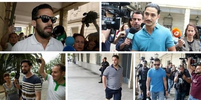 La sentencia de 'La manada' se revisará el 21 de junio