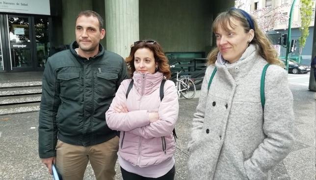 La familia de Izan, tras la reunión con el consejero NATV