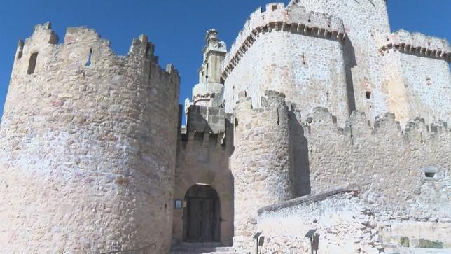 Un castillo más accesible y con más recorrido para el visitante Olga Rubio