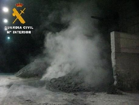 Investigado el director de Befesa por emitir gases tóxicos