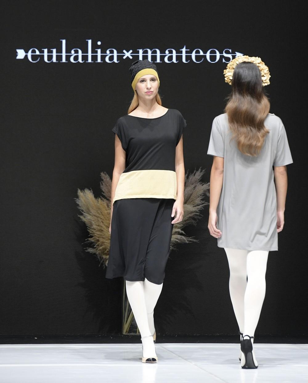 Eulalia Mateos y Ainhoa Salcedo brillan en Burgos
