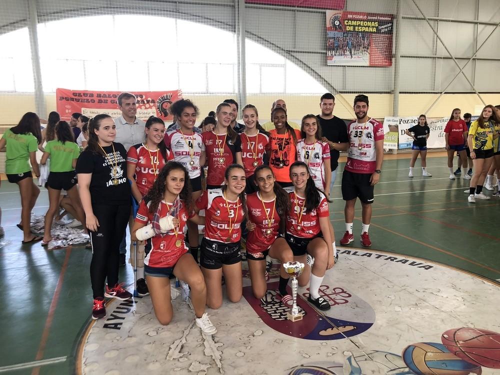 Inolvidable Spartan Pozuelo Handball Cup