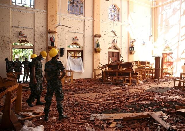 Sri Lanka señala al yihadismo local con ayuda extranjera