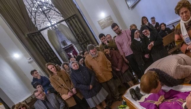 capilla ardiente del obispo Rafael Torija de la Fuente,fallecimiento del obispo Rafael Torija de La Fuente,muerte de Rafael Torija obispo de ciudad real Tomás Fernández de Moya