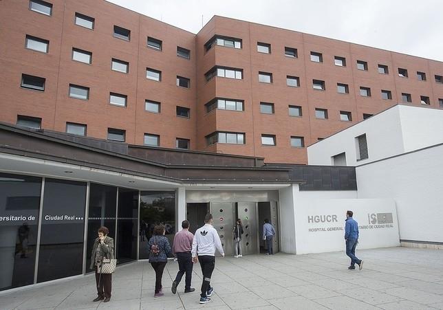 Hospital General Universitario de Ciudad Real.