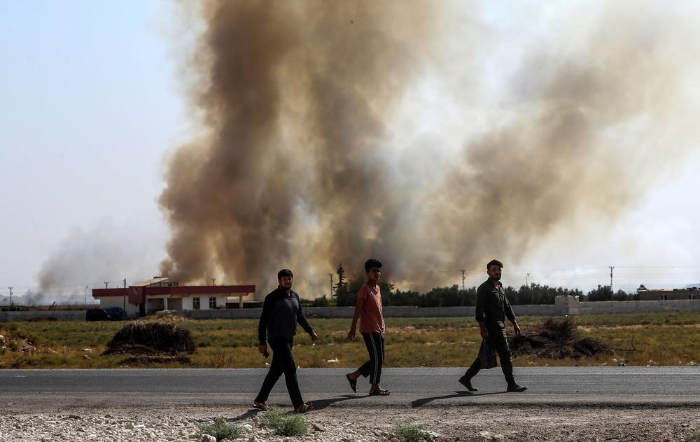 Turquía intensifica su ofensiva contra el norte de Siria