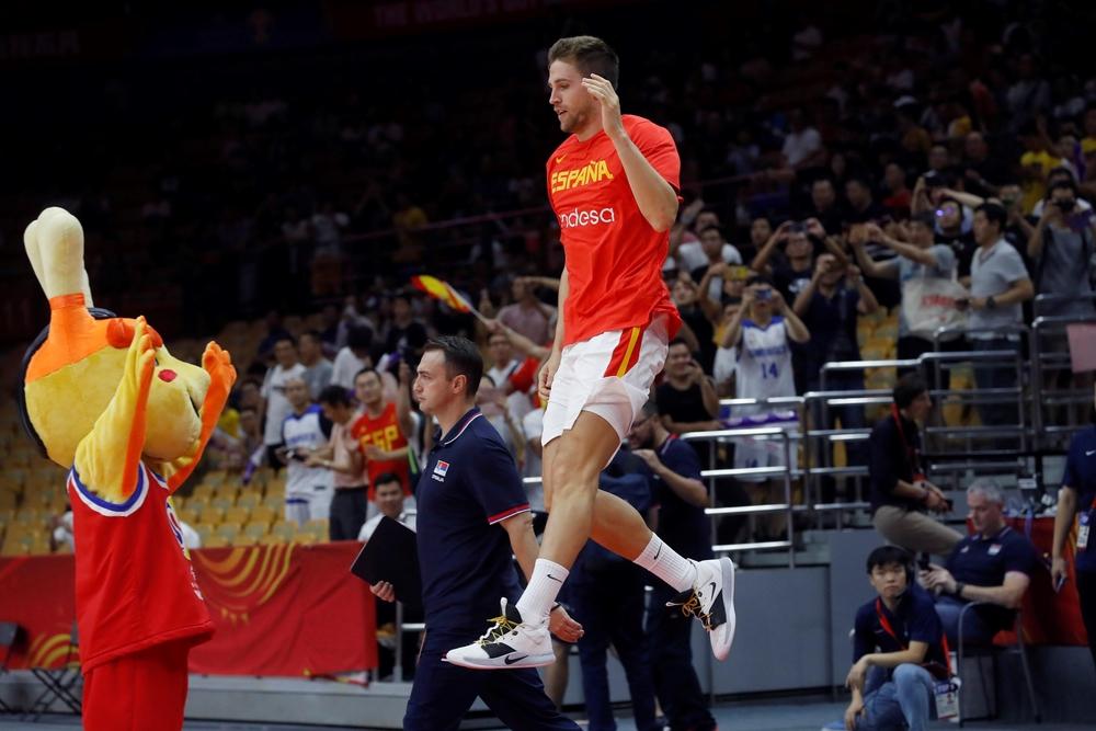 Grupo J: España - Serbia