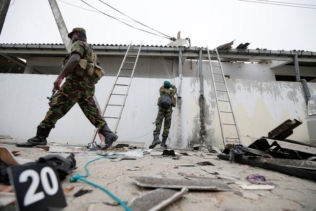 Resultado de imagen para Operación contra sospechosos de atentados en Sri Lanka deja 16 muertos