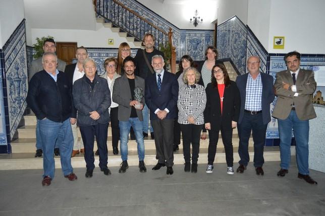 Talavera recibe «con orgullo» el Goya de Julio Pérez y Gaza